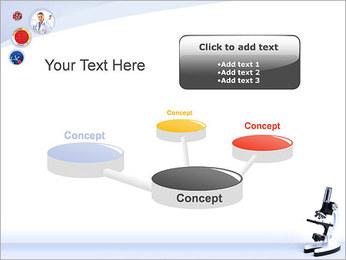 Concepts médicaux Modèles des présentations  PowerPoint - Diapositives 9