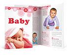 Baby Brochure Templates