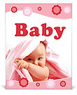 Baby Poster Template