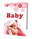 Baby Presentation Folder