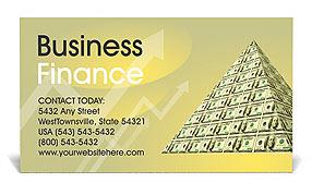 Finance & Geld Visitekaartje