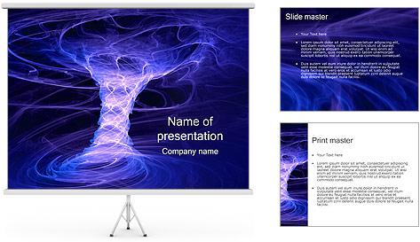 Blue Energy Modèles des présentations  PowerPoint