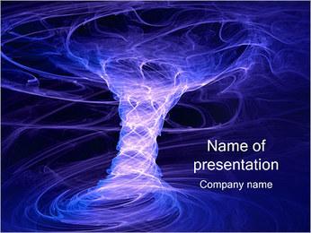 Blue Energy Modèles des présentations  PowerPoint - Diapositives 1