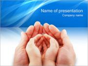 Caring for Child PowerPoint Templates