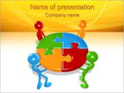 Successful Team PowerPoint Templates