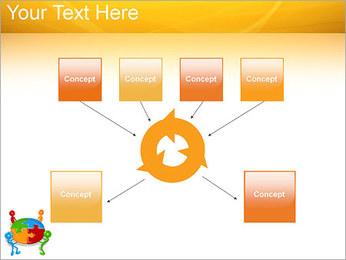 Equipe bem sucedida Modelos de apresentações PowerPoint - Slide 10