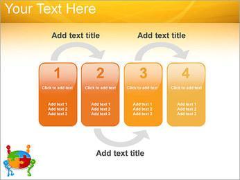Equipe bem sucedida Modelos de apresentações PowerPoint - Slide 11