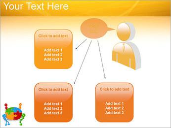 Equipe bem sucedida Modelos de apresentações PowerPoint - Slide 12