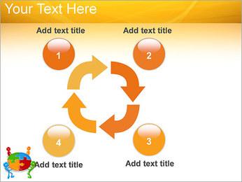 Equipe bem sucedida Modelos de apresentações PowerPoint - Slide 14