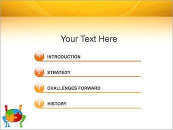 Equipe bem sucedida Modelos de apresentações PowerPoint - Slide 3