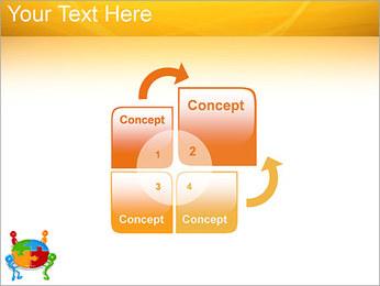 Equipe bem sucedida Modelos de apresentações PowerPoint - Slide 5