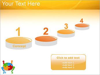 Equipe bem sucedida Modelos de apresentações PowerPoint - Slide 7