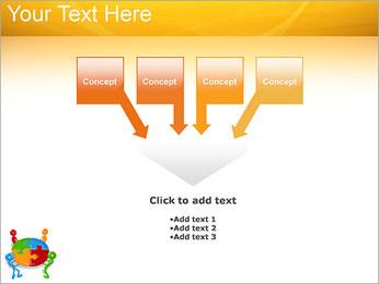 Equipe bem sucedida Modelos de apresentações PowerPoint - Slide 8