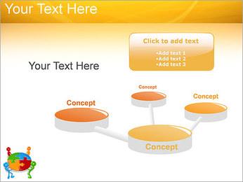 Equipe bem sucedida Modelos de apresentações PowerPoint - Slide 9
