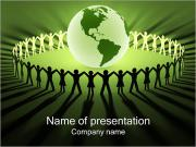 People Around The World PowerPoint Templates