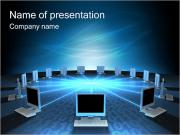 Computer Network PowerPoint Templates