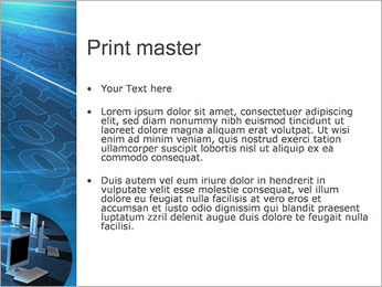 Computer Network PowerPoint Template - Slide 24