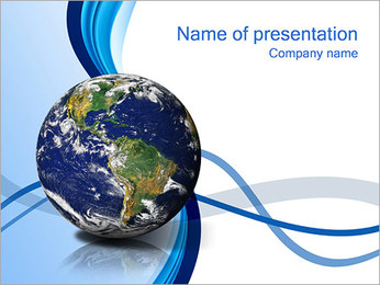 Earth PowerPoint Template
