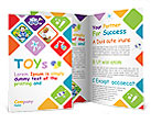 Toys Brochure Template