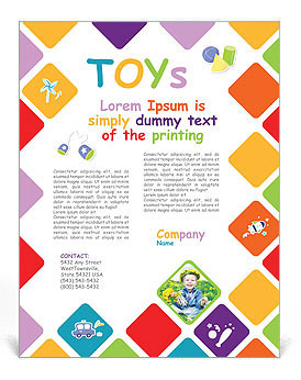 toy drive flyer template free