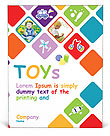 Toys Poster Template