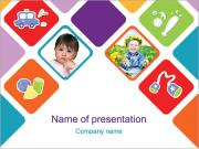 Toys PowerPoint Templates