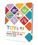 Toys Presentation Folder