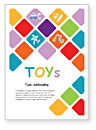 Toys Word Templates