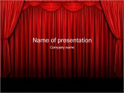 Curtain PowerPoint Templates