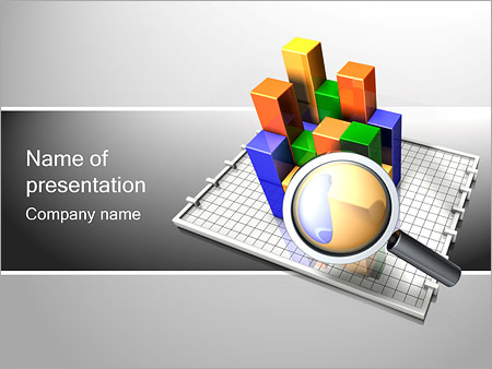 Data Analyzing PowerPoint Template