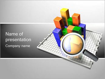 Analizar de los datos Plantillas de Presentaciones PowerPoint
