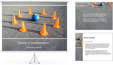 Global Safety PowerPoint Template Backgrounds ID 0000000955 – Safety Powerpoint Template