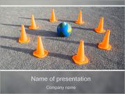 Глобальный безопасности Шаблоны презентаций PowerPoint