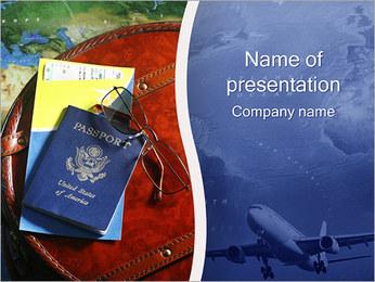 Turismo Plantillas de Presentaciones PowerPoint