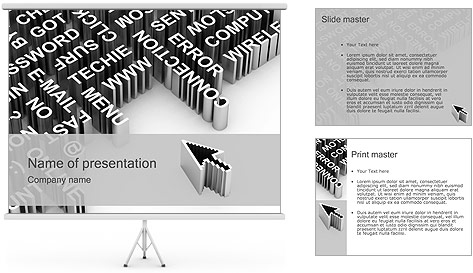 Computer Concept PowerPoint Template