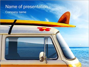 Wakacje Szablony prezentacji PowerPoint