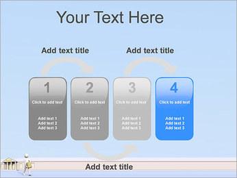 Tirar dinheiro do Banco Modelos de apresentações PowerPoint - Slide 11