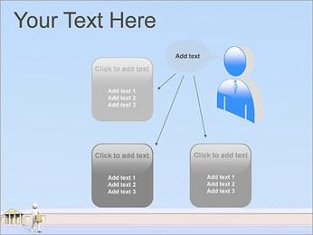 Tirar dinheiro do Banco Modelos de apresentações PowerPoint - Slide 12