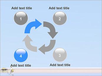 Tirar dinheiro do Banco Modelos de apresentações PowerPoint - Slide 14