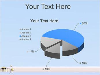 Tirar dinheiro do Banco Modelos de apresentações PowerPoint - Slide 19