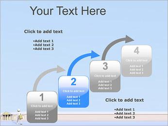 Tirar dinheiro do Banco Modelos de apresentações PowerPoint - Slide 20