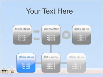 Tirar dinheiro do Banco Modelos de apresentações PowerPoint - Slide 23