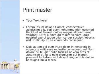 Tirar dinheiro do Banco Modelos de apresentações PowerPoint - Slide 24