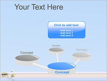 Tirar dinheiro do Banco Modelos de apresentações PowerPoint - Slide 9