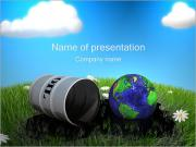 Oil Catastrophe PowerPoint Templates