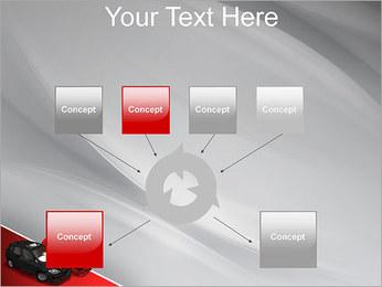 Crashed Cars Modèles des présentations  PowerPoint - Diapositives 10
