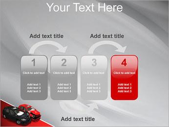 Crashed Cars Modèles des présentations  PowerPoint - Diapositives 11