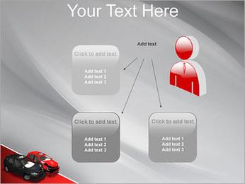 Crashed Cars Modèles des présentations  PowerPoint - Diapositives 12