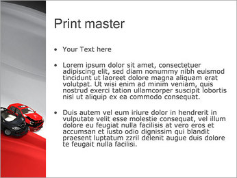 Crashed Cars Modèles des présentations  PowerPoint - Diapositives 24