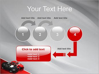 Crashed Cars Modèles des présentations  PowerPoint - Diapositives 4